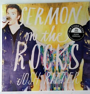 Josh Ritter - Sermon On The Rocks - Lp 2015 - 180 Gram - New Sealed