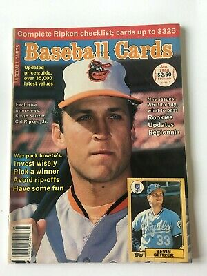 Price Guides Publications Sports Trading Cards Sports Mem Cards