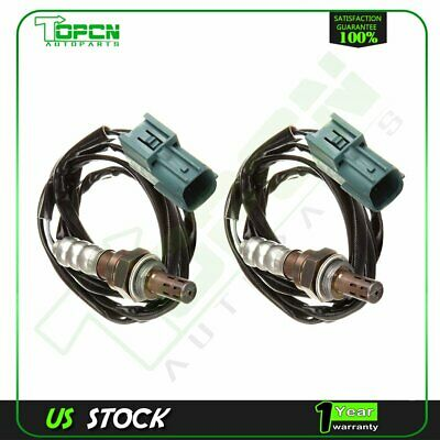 Downstream Oxygen Sensor for Nissan Pathfinder V6 3.5L 2002 O2 X2