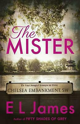 The Mister by E.L. James Paperback Book Free Shipping!