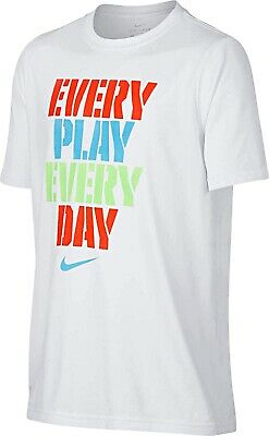 274836ccc NEW NIKE YOUTH Boys Dri-Fit Athletic Graphic Shirt Choose Size ...