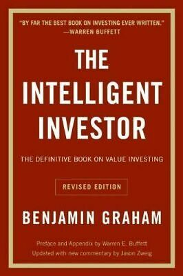 The Intelligent Investor : The Definitive Book on Value Investing(PDF)