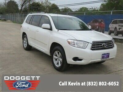 2010 Highlander -- 2010 Toyota Highlander, Blizzard Pearl with 105,024 Miles available now!