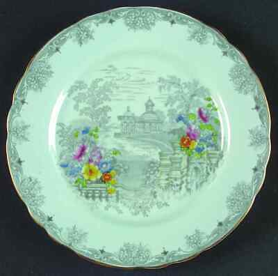 Aynsley QUEEN'S GARDEN Bread & Butter Plate 3738567