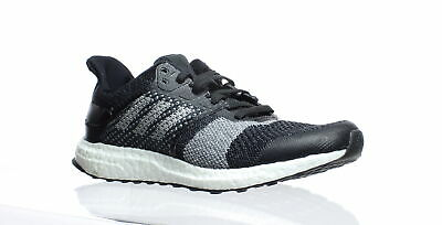 c353ad3c9fe27 ADIDAS WOMENS ULTRA Boost St Black Running Shoes Size 7.5 (265135 ...