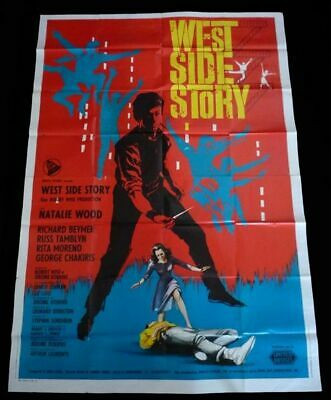 West Side Story (affiche, 1962)