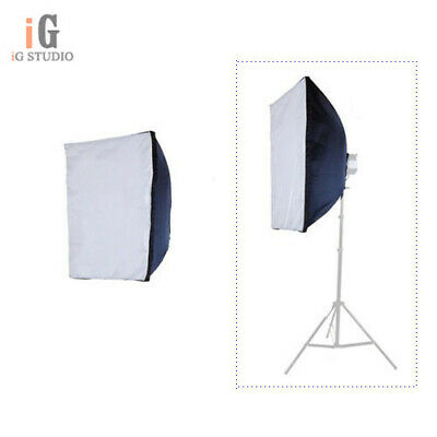 "Photo Lighting 50 x 70cm / 20"" x 28"" Strip Softbox Mount for Strobe Studio Flash"