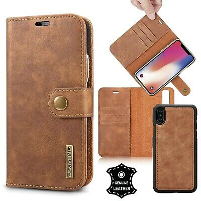 Leather Wallet Case [Folio Cover][Stand Feature] Magnetic Closure Card Slots