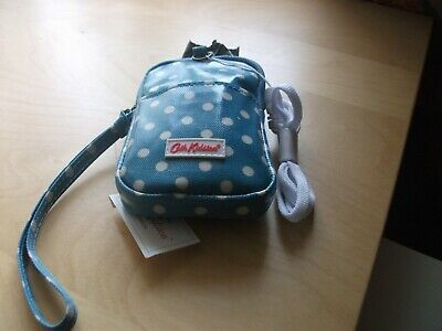 New with tags cath kidston dog poo bag holder little spot and 25 poo bags