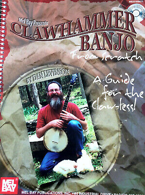 Levenson - Clawhammer Banjo - from scratch a guide for the claw-less