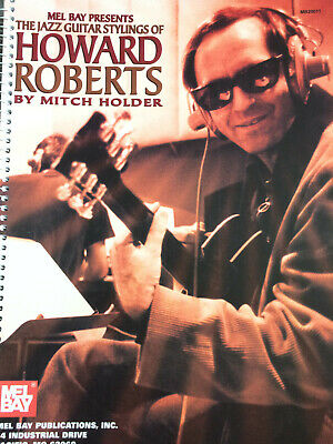 Holder - The Jazz Guitar Stylings of Howard Roberts