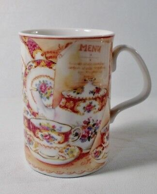 Royal Albert LADY CARLYLE AFTERNOON TEA Mug(s) MINT