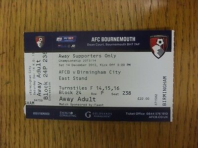 folded 02//05//2015 Ticket: Leicester City v Newcastle United Faults are listed