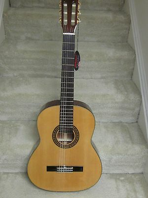 "Dean ""Espana"" classical guitar-new'old stock' in hardshell case"