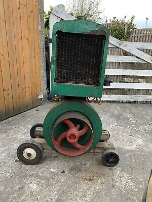 Radiator Cooled lister d stationary engine