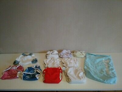 lot couches lavables taille S
