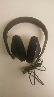 Microsoft Xbox One Stereo Headset with Mic Model 1610/1626 Black No Adapter ™
