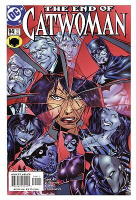 Catwoman (2nd Series) #94 2001 VF/NM 9.0