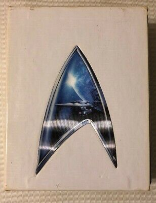 Star Trek: Original Motion Picture Collection (Blu-ray Disc, 2009, 7-Disc Set)