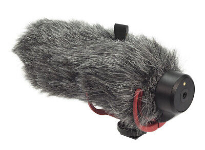 DeadCat Furry Wind Shield for the VideoMic GO artificial fr RODE GO Micophone 1x
