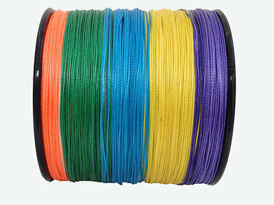 1000m PE Dyneema Spectra Braid Fishing Line Multi 10 15 20 30 40 50 60 80 100lb