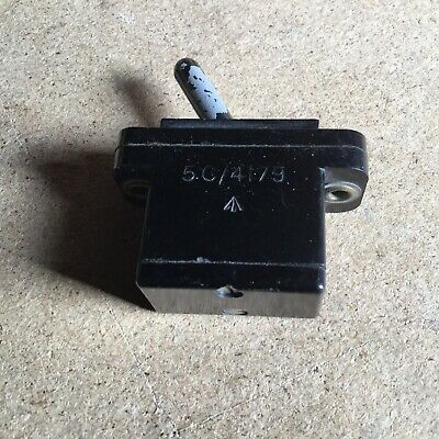 military  light switch