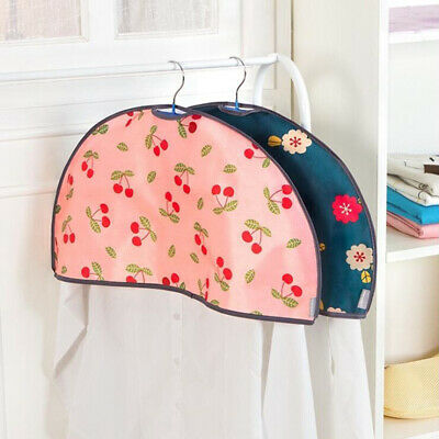 Semi-package Clothes Dress Shirt Dust Cover Bag Wardrobe Hanging Storage Coat Z
