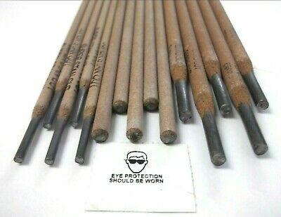 Welding Cutting Gouging Electrodes. 18 Mix. Rods. 6 of each. *Top Quality!