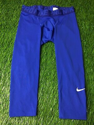 NIKE pro SPORTS TRAINING TROUSERS SHORTS ORIGINAL SIZE M