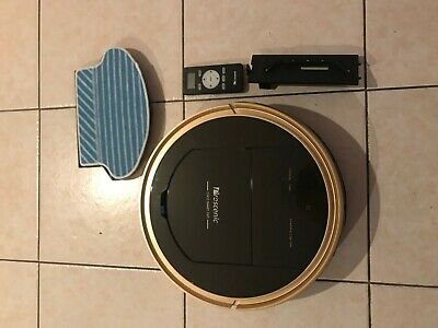 Robotic Vacuum Cleaner Proscenic 790T Vacuum Mop Sweep 3 in 1 extra für Tierhaar