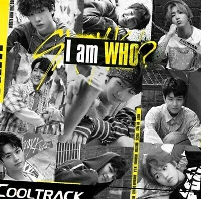 STRAY KIDS: I AM WHO* CD+Full Pack+Poster+ 2nd Mini Album* (JYP) K-POP