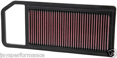 Kn Air Filter Replacement For Citroen C5 1.8L-L4; 2004-2010