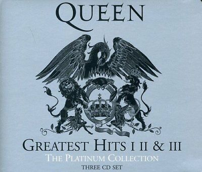 Queen - Greatest Hits I II & III The Platinum Collection [CD] Sent Sameday*