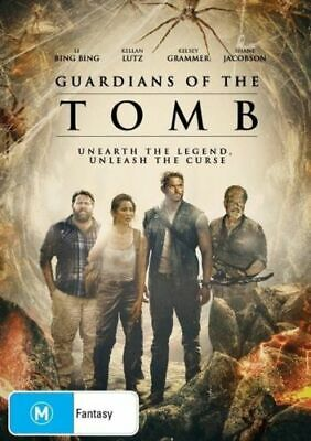 Guardians of the Tomb DVD REGISTERED Post Region 4 (AU,NZ) FACTORY SEALED NEW***