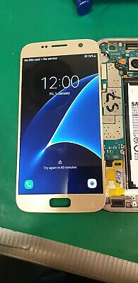 SAMSUNG GALAXY S7 G930 Cracked Lcd Screen Front Glass Replacement Repair  Service