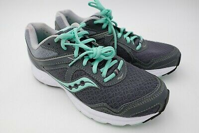 SAUCONY COHESION 10 Running Shoes Women's Sneaker Grey Mint