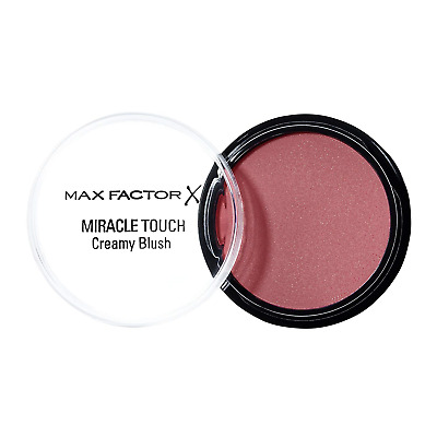 Max Factor Miracle Touch Creamy Blusher, 9 Soft Murano