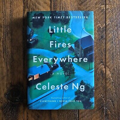 Little Fires Everywhere by Celeste Ng (2017, Hardcover)
