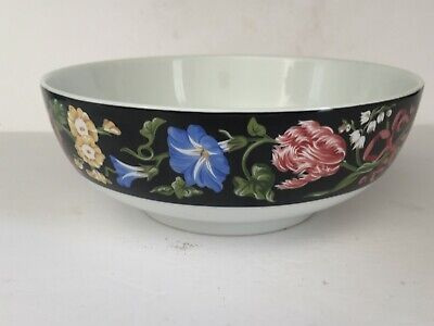 Merrion Square Sybil Connolly TIFFANY & CO China Porcelain BOWL Morning Glory