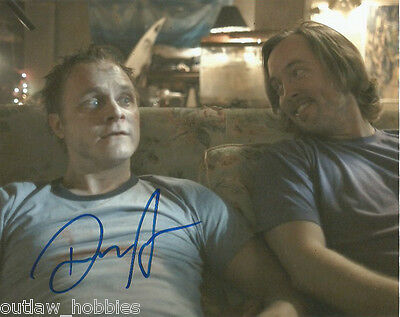 Charitable David Anders Izombie Autographed Signed 8x10 Photo Coa Movies