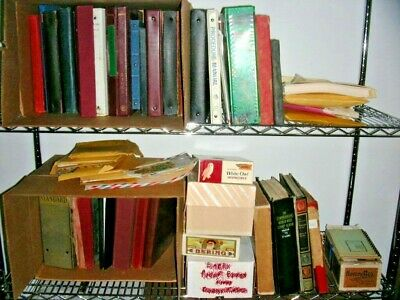 US/WW, BRITISH COLONIES, 1000's of Stamps in albums, stockbooks, & others