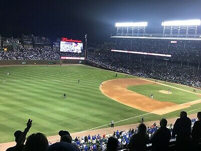 2 Tickets for Chicago Cubs vs. Arizona Saturday April 20th