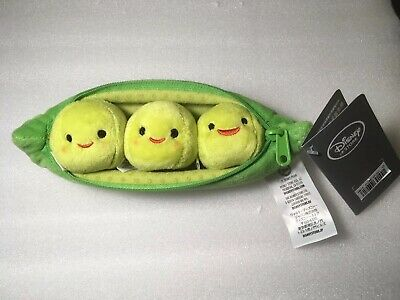 New Disney Store Toy Story Bean Bag Peas in a Pod Plush Toy