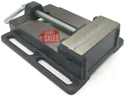 "5"" Drill Press Vise Shop Tools Heavy Duty Bench Top Drill Press Vice"