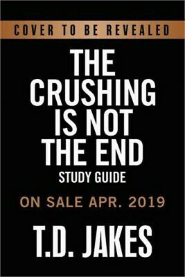 Crushing Study Guide: God Turns Pressure Into Power (Paperback or Softback)