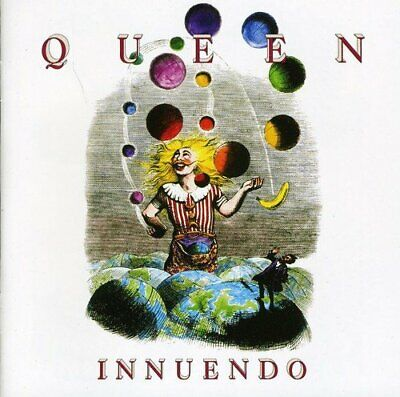 Queen - Innuendo - REMASTERED 2011 - NEW CD (sealed)