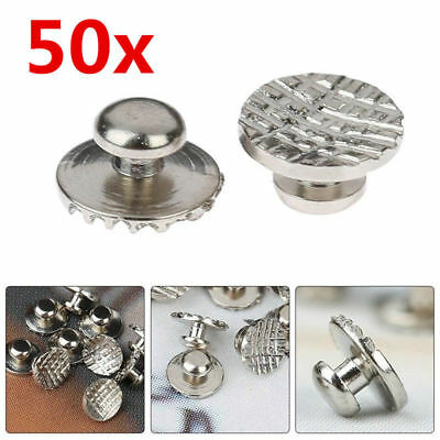 50 x Dental Supplies Orthodontic Ortho Lingual Buttons for Bondable Round Base
