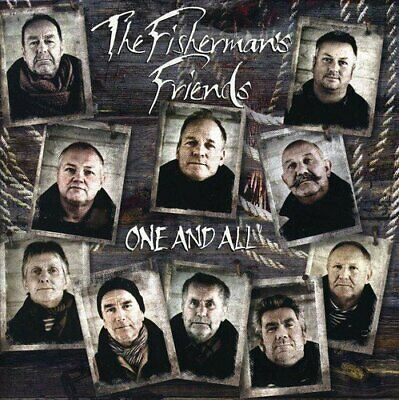 The Fisherman's Friends - One and All ~ NEW CD (sealed)  2013