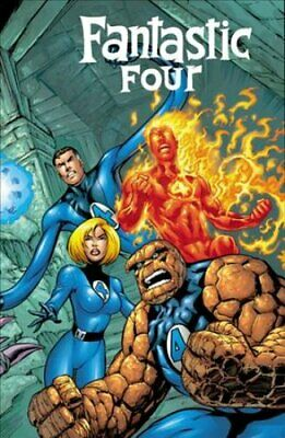 Fantastic Four: Heroes Return - The Complete Collection Vol. 1 9781302916237