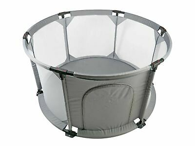 Safetots Baby Deluxe Foldable Fabric Round Playpen Child Portable Play Pen